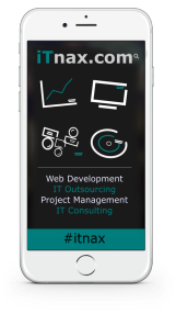 Iphone Mobile APPS ITNAX Branded by Naxlink